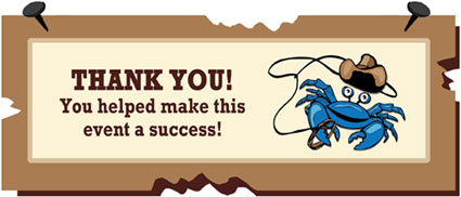 Image: Thank You! You helped make this event a success!