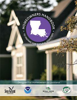 Image: La Homeowner's Handbook to Prepare for Natural Hazards cover.