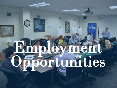 Employment Opportunties